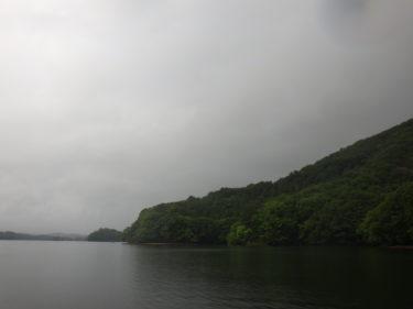 2020年8月8日小野川湖 『THE 雨』